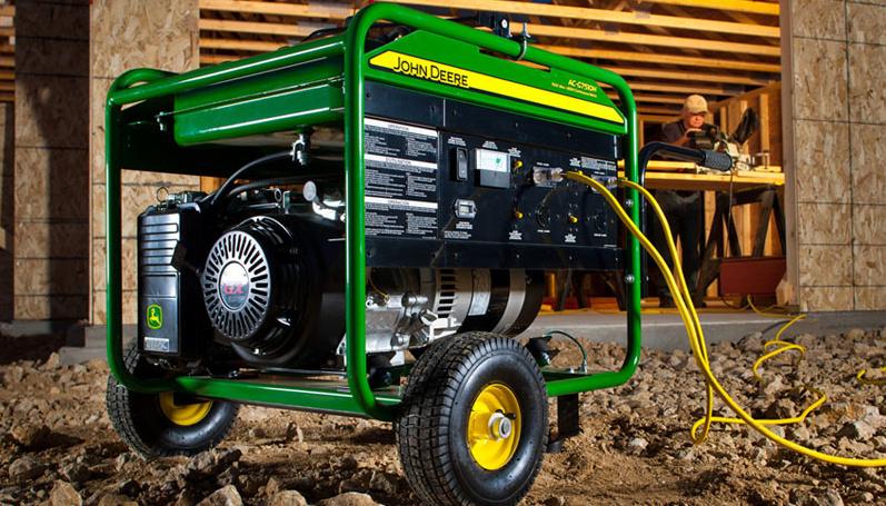 Need a Generator?