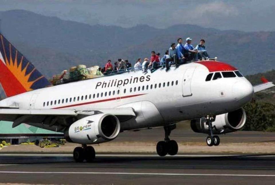 SFO to Manila on PAL