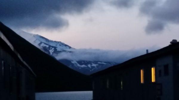 Still Snow on the Mountains