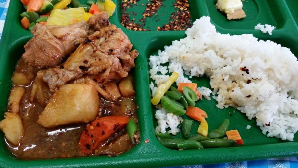 Another Example of Mess Hall Food