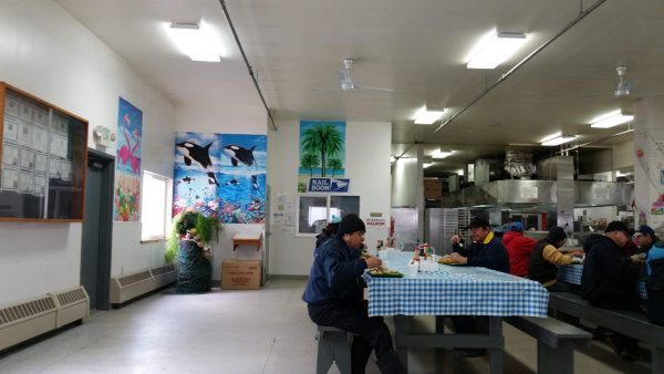 Mess Hall is kind of a Community Gathering Place